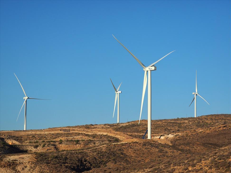 DISA pone en marcha tres parques eólicos en Arico que suman 44 MW