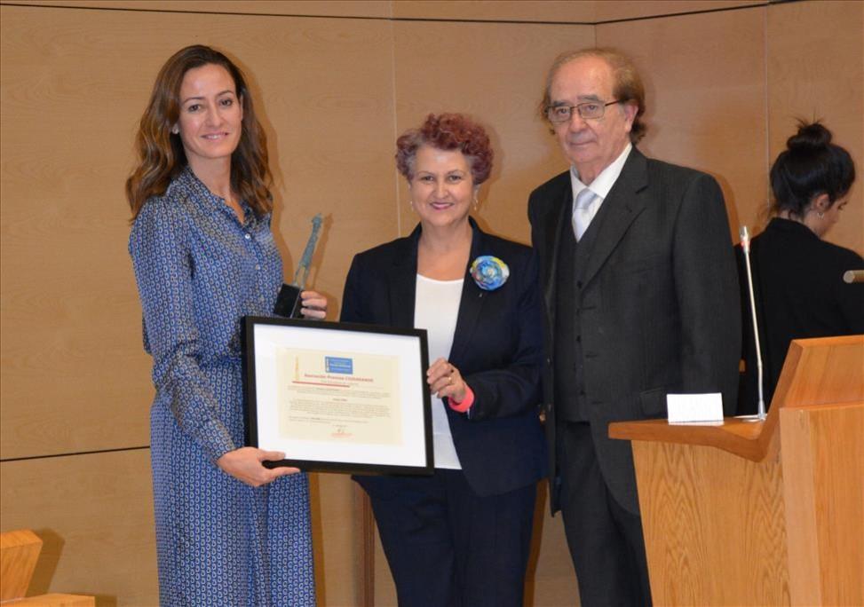 DISA recibe Premio Ciudadanos 2018 por su compromiso social