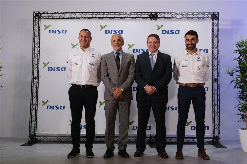 DISA presenta su apuesta por el motor y el equipo DISA Copi Sport para el 2018