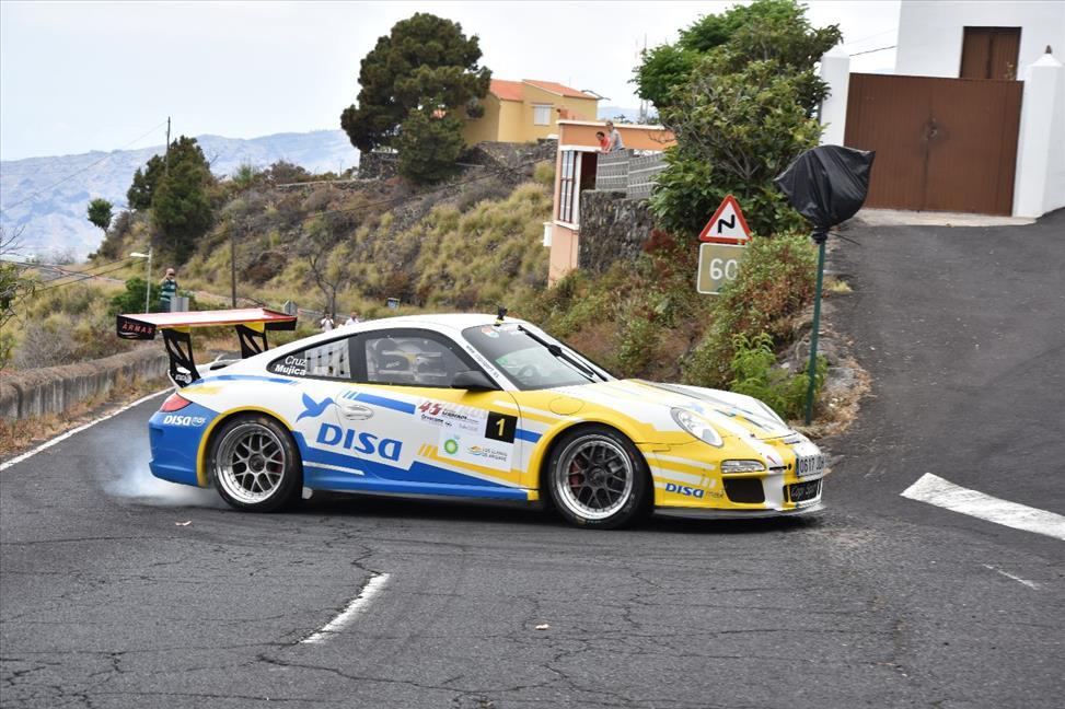 DISA, DISA Copi Sport, Rally