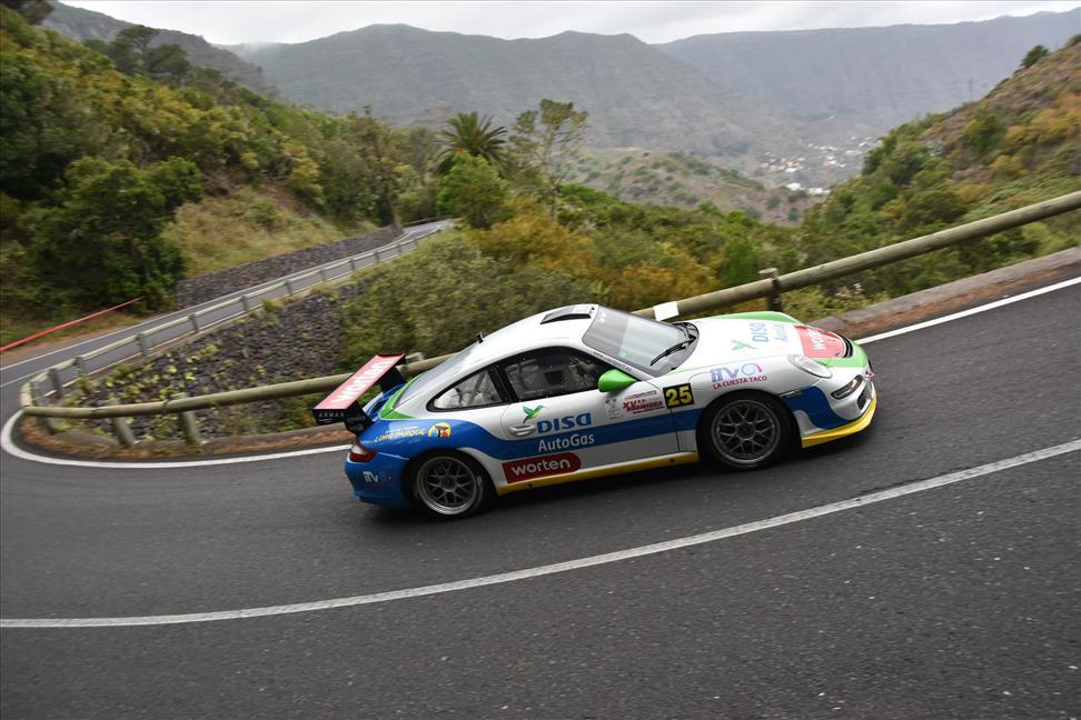 Porsche, AutoGas, DISA, Montaña, Campeonato, Canarias