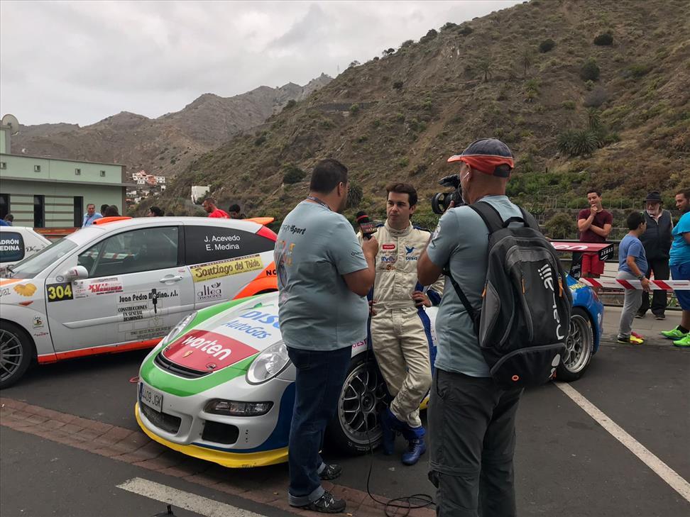 Porsche, AutoGas, DISA, Montaña, Campeonato, Canarias, Enrique, Cruz
