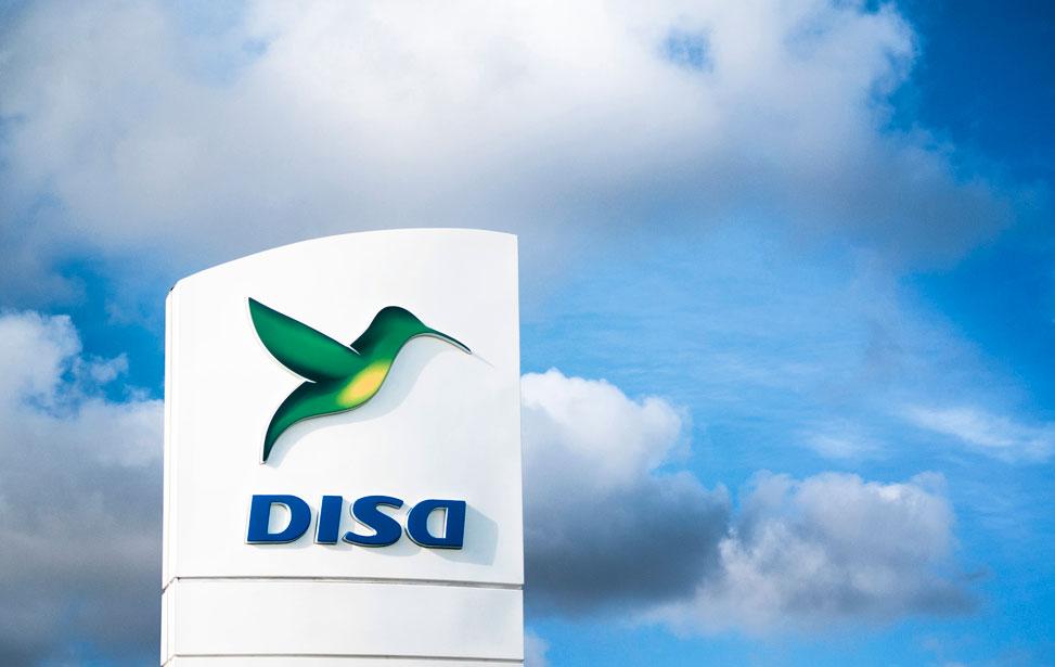 Los tres parques eólicos de DISA incorporan 44 MW de potencia eólica a la red eléctrica