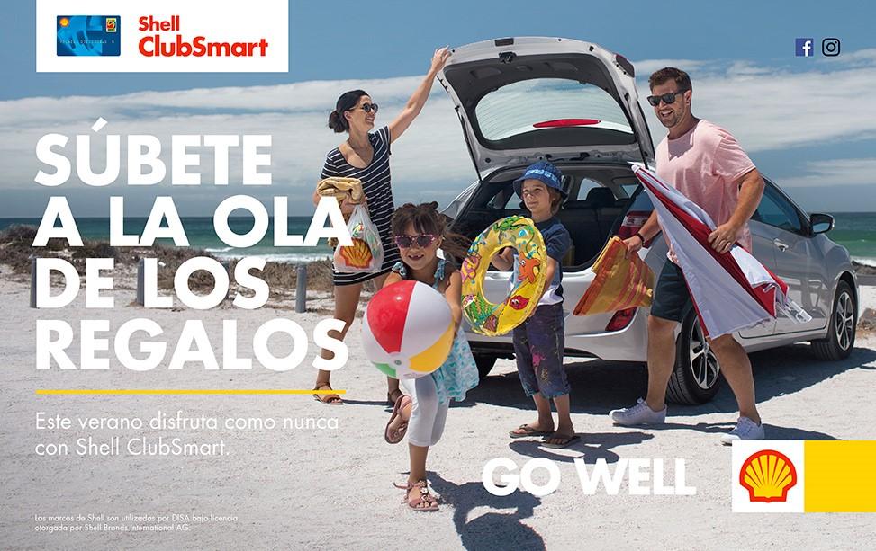 Especial verano Shell ClubSmart